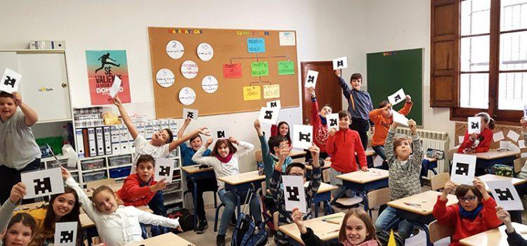La innovación educativa también está presente en el aula de música en la Salle