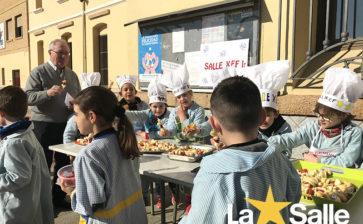 El proyecto Salle Xef, el más delicioso de primaria