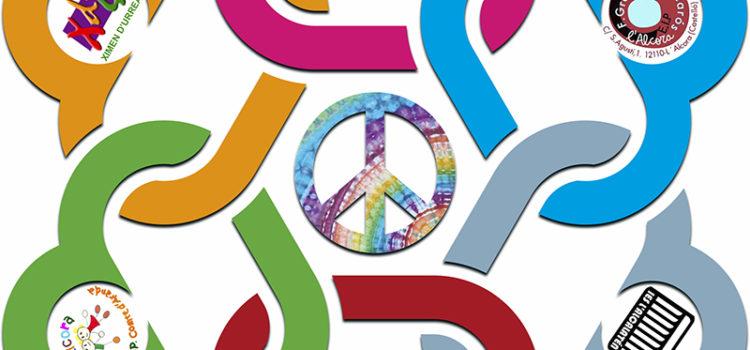 Celebració del dia de la Pau