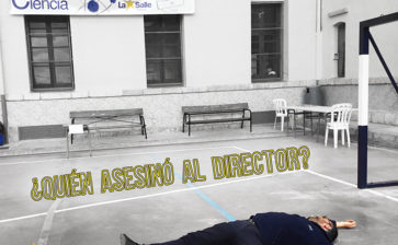 ¿Quién asesinó al director del colegio?