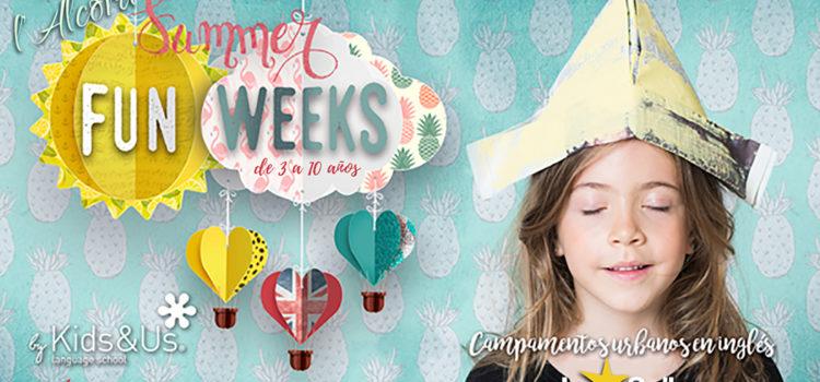 L'Alcora tendrá su primera Summer Fun Weeks este verano