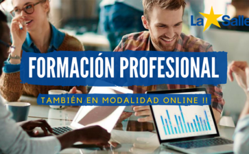 La Salle en España y Portugal presenta un nuevo proyecto para la formación profesional con oferta online
