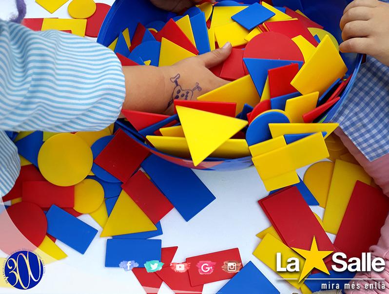 Vuelven los ambientes de aprendizaje en Infantil