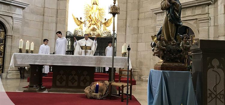 La Salle celebra la Inmaculada