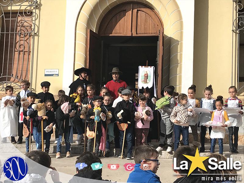 Vítol a Sant Antoni!