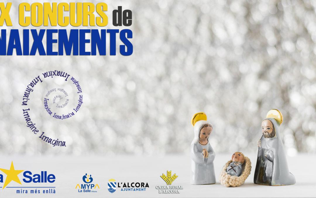 IX CONCURS DE NAIXEMENTS